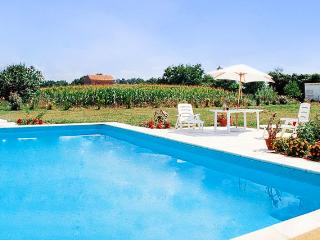 Spacious country house in Saint Genis de Saintonge with pool and private garden - Poitou-Charentes vacation rentals