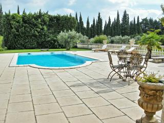 Enchanting country house in Provence with pool and stunning garden - Crest vacation rentals