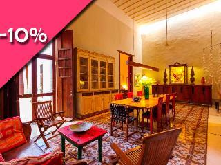 Opulent Hacienda Home in Downtown - Merida vacation rentals