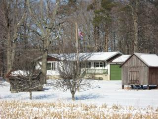 Perfect Guest house with Deck and Satellite Or Cable TV - Port Burwell vacation rentals
