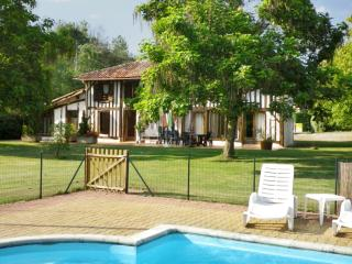 Character-filled house in the surfers' paradise of Landes, Aquitaine, with huge garden - Commensacq vacation rentals