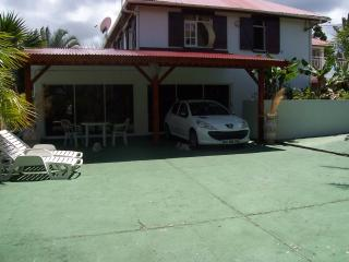 Apartment in Grande-Terre, Guadeloupe, with 4 bedrooms and garden – near Le Moule beach - Sainte Anne vacation rentals