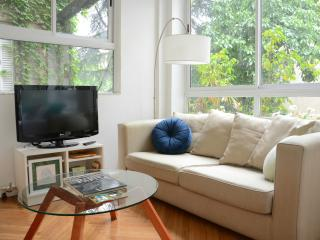 Big Studio with great view in Recoletas heart! - Buenos Aires vacation rentals