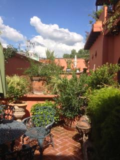 Nice Guest house with Deck and Internet Access - San Miguel de Allende vacation rentals