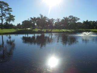 Beautiful Condo faced to the Lake - Bonita Springs vacation rentals