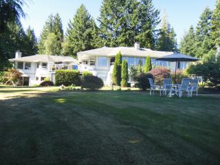 Xanadu Estate on Vancouver Island - Cobble Hill vacation rentals