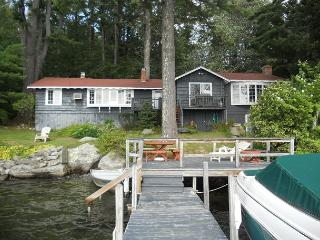 Outstanding Meredith Waterfront on Lake Winnipesaukee (MUT85W) - Meredith vacation rentals