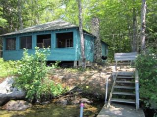 Private Vacation Rental Cabin on Lake Winnisquam Sleep 8 (CLA168W) - Laconia vacation rentals