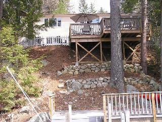 Meredith Bay Waterfront with Kayaks (DAL67W) - Meredith vacation rentals