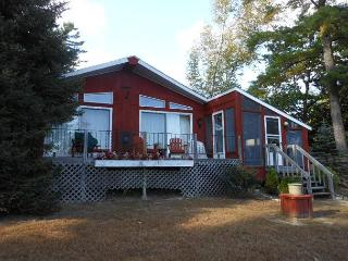 Lake Winnipesaukee Waterfront Home (STA114W) - Moultonborough vacation rentals
