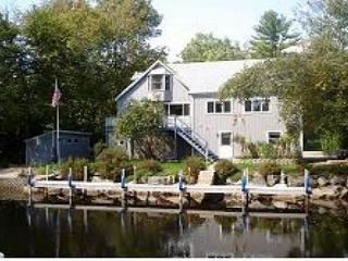 Fantastic Balmoral Waterfront Home on the Canal Sleeps 8 (CAM83Wflr) - Moultonborough vacation rentals