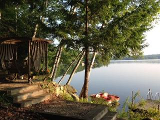 Charming Waterfront on Lake Wickwas (MAR21W) - Meredith vacation rentals
