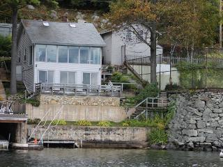 Waterfront Condo Overlooking Lake Winnipesaukee, Sleeps 8 (BRO85W) - Meredith vacation rentals