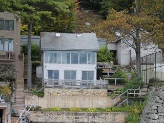 Waterfront Condo, Lake Winnipesaukee (BRO85W) - Meredith vacation rentals