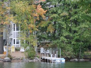 Unique and Absolutely Beautiful Vacation Home on Lake Winnipesaukee (HYN21Wc) - Lakes Region vacation rentals