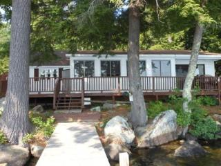 Pet Friendly WF Cottage Lake Waukewan (MAR8Wf) - New Hampton vacation rentals