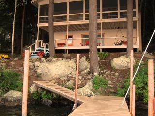 Mid-Century Modern Vacation Rental Cottage on Lake Winnipesaukee (STE16W) - Lakes Region vacation rentals
