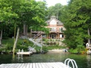 Beautiful Waterfront Vacation Home on Lake Winnipesaukee (MAC20W) - Lake Winnipesaukee vacation rentals