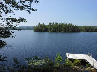 Lovely Home on Lake Wicwas in Meredith, NH, Sleeps 8 (BLO9Wp) - Meredith vacation rentals