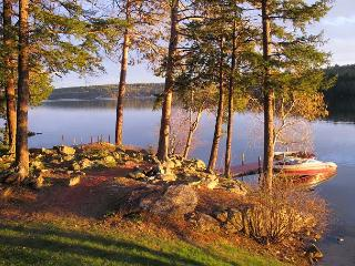Across from Stonedam Island Nature Preserve on Lake Winnipesaukee (LIN28W) - Meredith vacation rentals