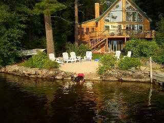 Listen to the Loons at Dusk on Lake Winnipesaukee  (CIN310Wf) - Lake Winnipesaukee vacation rentals