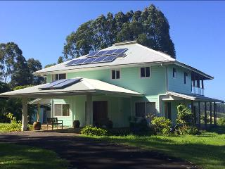 Kilau Mana Estate - Laupahoehoe vacation rentals