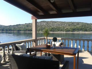 Apartments Miranda Kaprije - 5 meters from the sea - Kaprije vacation rentals