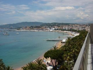 CANNES - Croisette, Top floor luxury apartment - Cannes vacation rentals