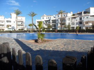 Superb ground Floor Apartment with Pool View - Sucina vacation rentals