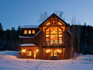 4 Bedroom, 4.5 Bath Log Cabin in Teton Springs - Sleeps 10 - Victor vacation rentals
