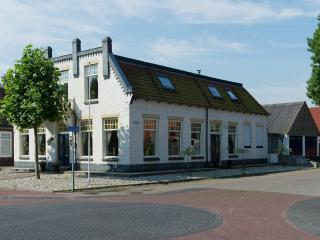 Modern Apartment in a characteristic former cafe - Drenthe vacation rentals