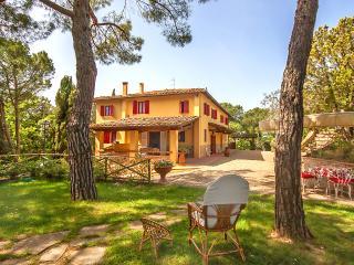 Private villa in Chianti, 7 bedrooms, garden, pool - Montespertoli vacation rentals