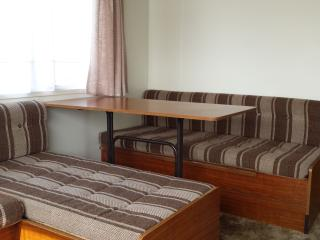 Lovely 2 bedroom Grosebay Caravan/mobile home with Parking Space - Grosebay vacation rentals