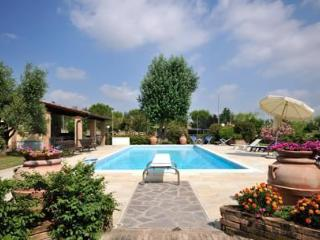 Casa Indipendente sulle dolci colline Toscane - Chianni vacation rentals