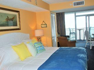 Island Time Romantic Honeymoon Suite; Direct Ocean - Myrtle Beach vacation rentals