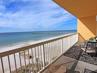 Calypso 2-608 West-AVAIL7/31-8/3 $1110-RealJOY Fun Pass*FREETripIns4NEWFallBkgs*6thFL-BeachFront-3BR - Panama City Beach vacation rentals