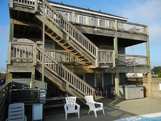 Private Pool, Hot Tub - Walk to Everything! KDH-29 - Kill Devil Hills vacation rentals
