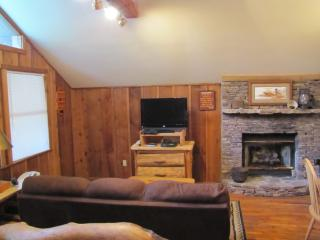 1 bedroom Cabin with Shared Outdoor Pool in Townsend - Townsend vacation rentals