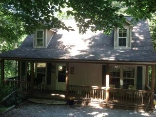 The Way Home Cottage - Hendersonville vacation rentals