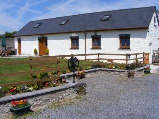 The Cow Barn - Laugharne Barns - Laugharne vacation rentals