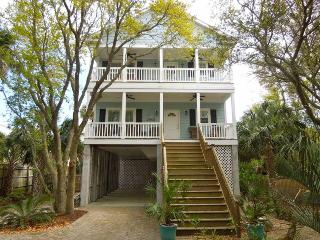 Blue Pearl - Folly Beach, SC - 3 Beds BATHS: 2 Full 1 Half - Folly Beach vacation rentals