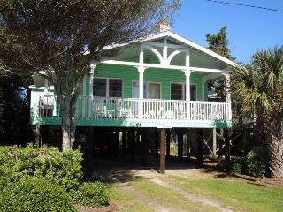 Coastal Treasure - Folly Beach, SC - 3 Beds BATHS: 2 Full - Folly Beach vacation rentals
