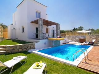 Brand New Design Villa only 4 km from the Beach - Loutra vacation rentals