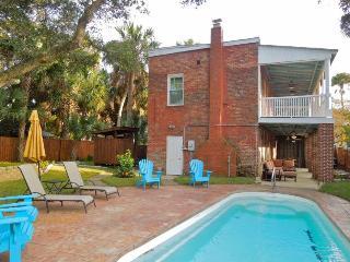 The Totem House - Folly Beach, SC - 3 Beds - 1 Baths - Folly Beach vacation rentals