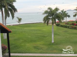 3 BR ON BEACH Condo in San Carlos Next to Estuary - Northern Mexico vacation rentals