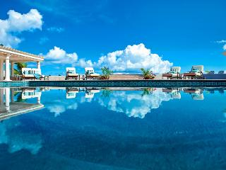 BEAU RIVAGE...well designed beachfront villa provides exceptional vistas of Baie Rouge, the Caribbean and the Island of Anguilla. - Baie Rouge vacation rentals