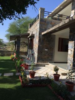 Cozy 2 bedroom Udaipur Farmhouse Barn with Satellite Or Cable TV - Udaipur vacation rentals