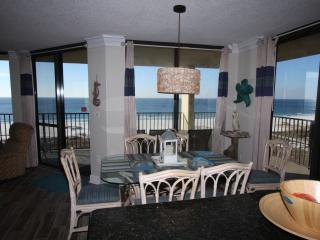 Stunning Corner Beachfront Views! New furniture,etc. DEAL 4/28-5/6!amenities! - Orange Beach vacation rentals