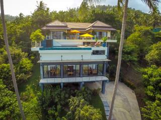 5 bedroom sea view villa - Chaweng vacation rentals