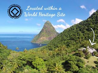 Pitons Retreat - Located in a World Heritage Site - Saint Lucia vacation rentals
